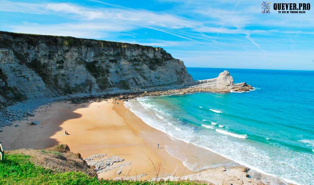 Playa de Langre Cantabria