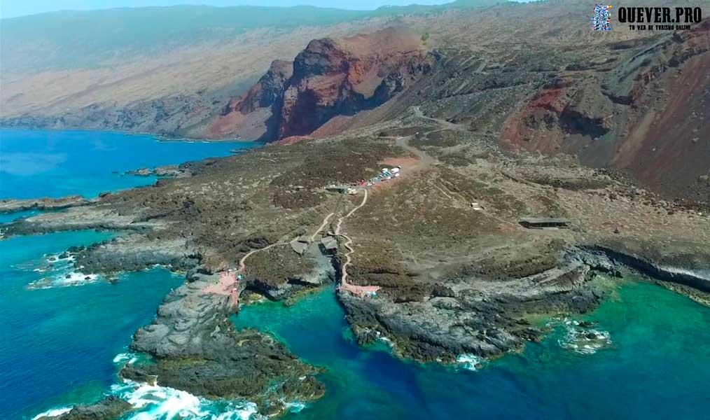 Playa de Tacorón El Hierro