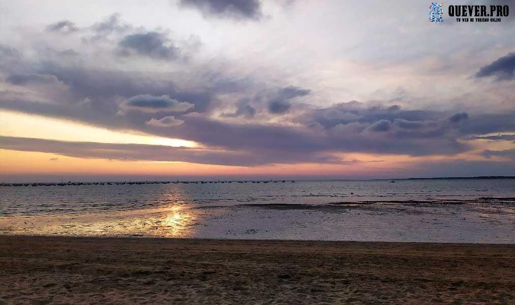 Playa de la Calzada Sanlúcar de Barrameda