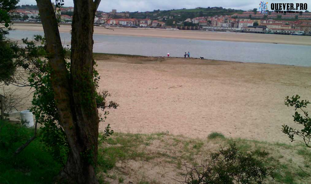 Playa de la Maza San Vicente de la Barquera