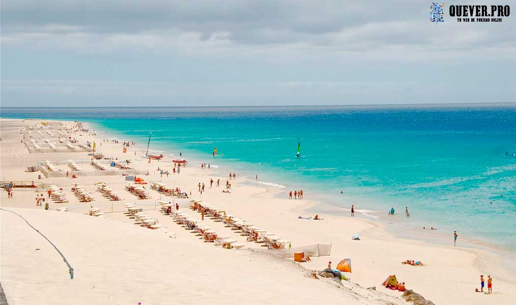 Playa del Matorral Fuerteventura