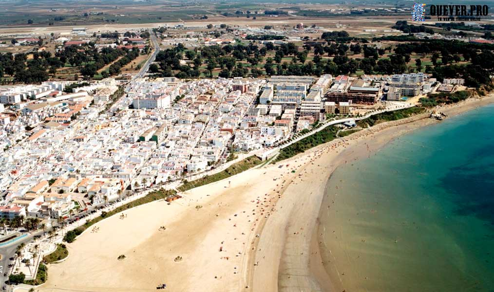 Playa del Rompidillo Rota