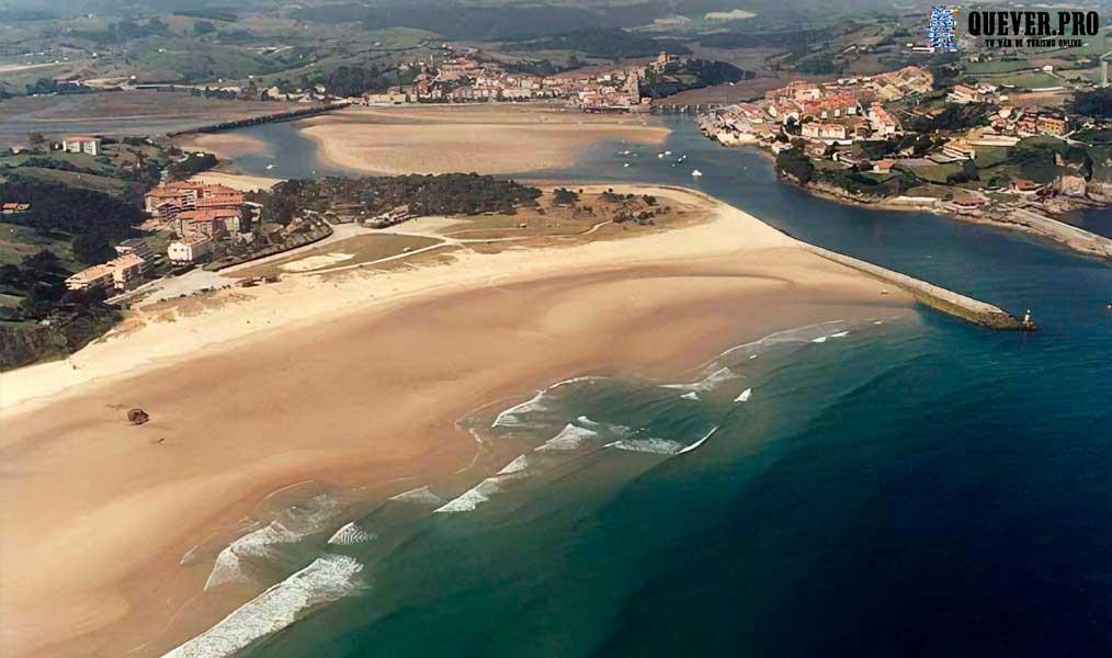 Playa del Tostadero San Vicente de la Barquera