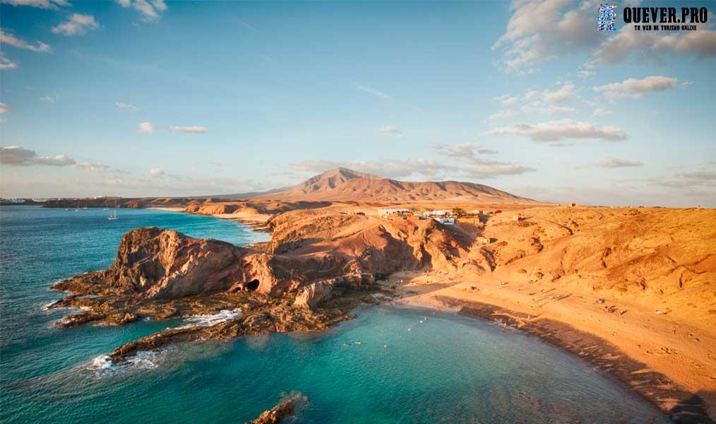 Playas Punta del Papagayo Lanzarote