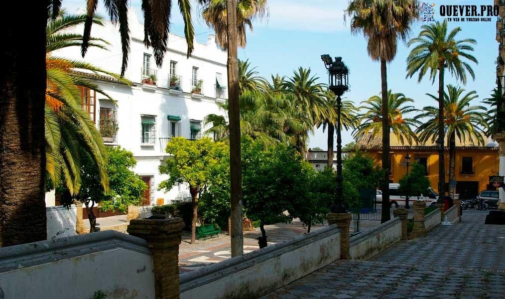 Plaza Cristóbal Colon El Puerto de Santa María