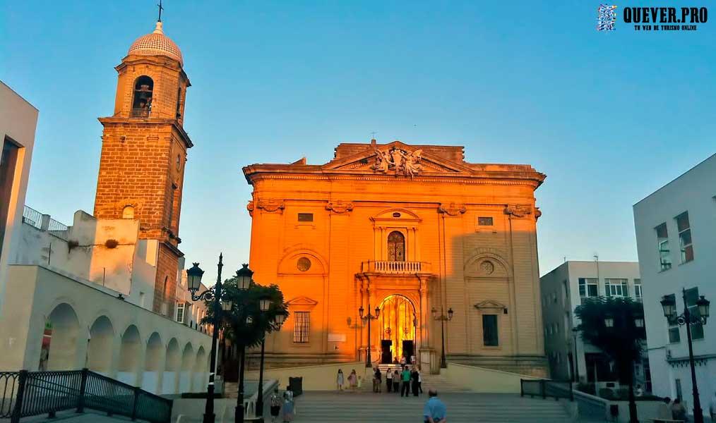 Plaza Mayor Chiclana