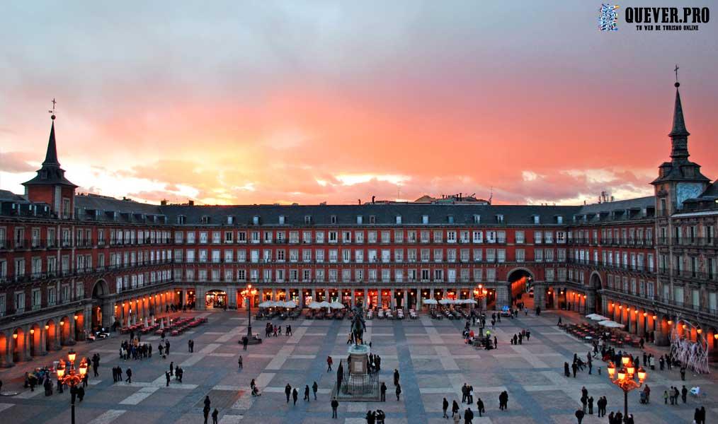 Plaza Mayor de Madrid Comunidad de Madrid