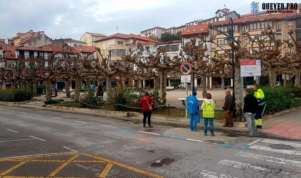 Plaza Mayor del Fuero San Vicente de la Barquera