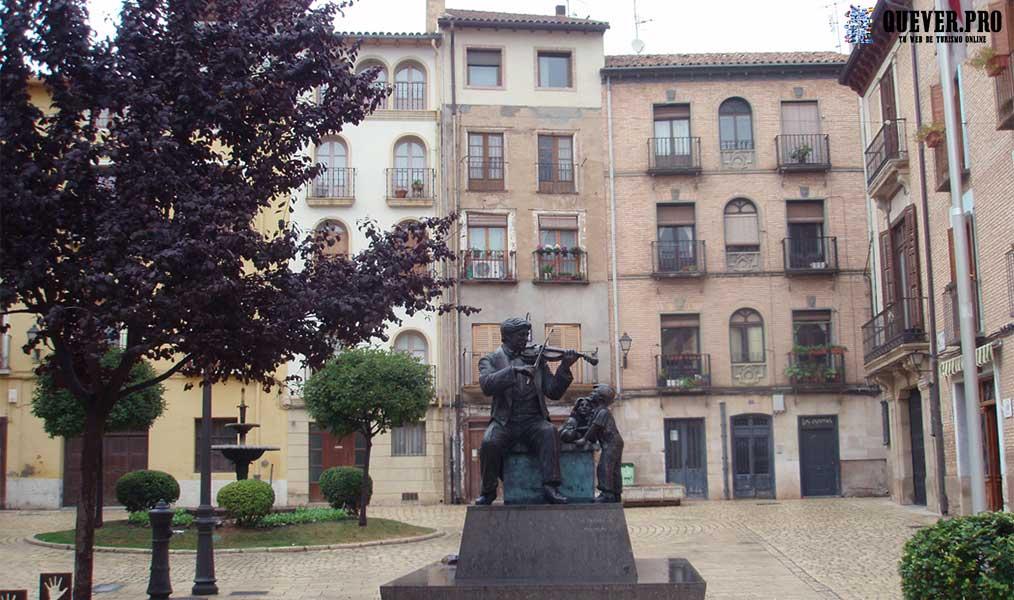 Plaza Mercadal Tudela