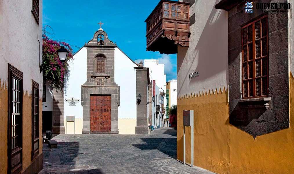 Plaza San Antonio Abad Las palmas de Gran Canaria