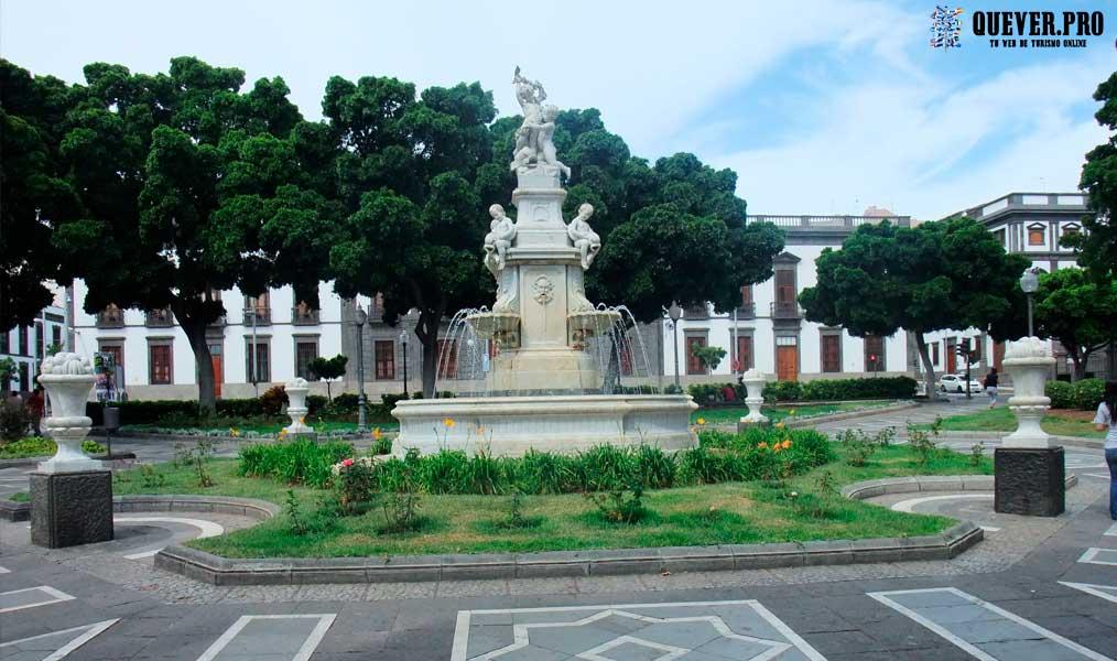 Plaza Weyler Santa Cruz de Tenerife