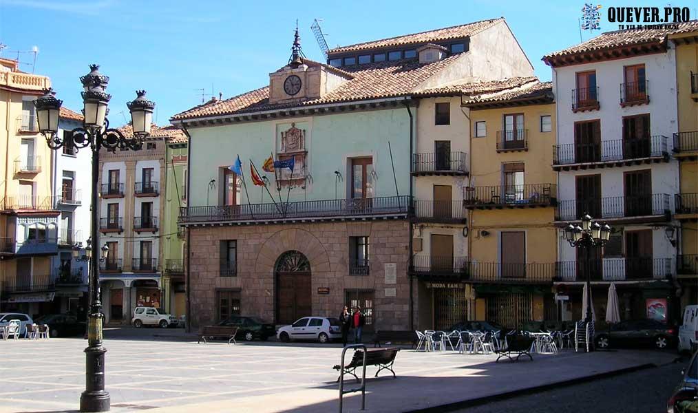 Plaza de España Calatayud