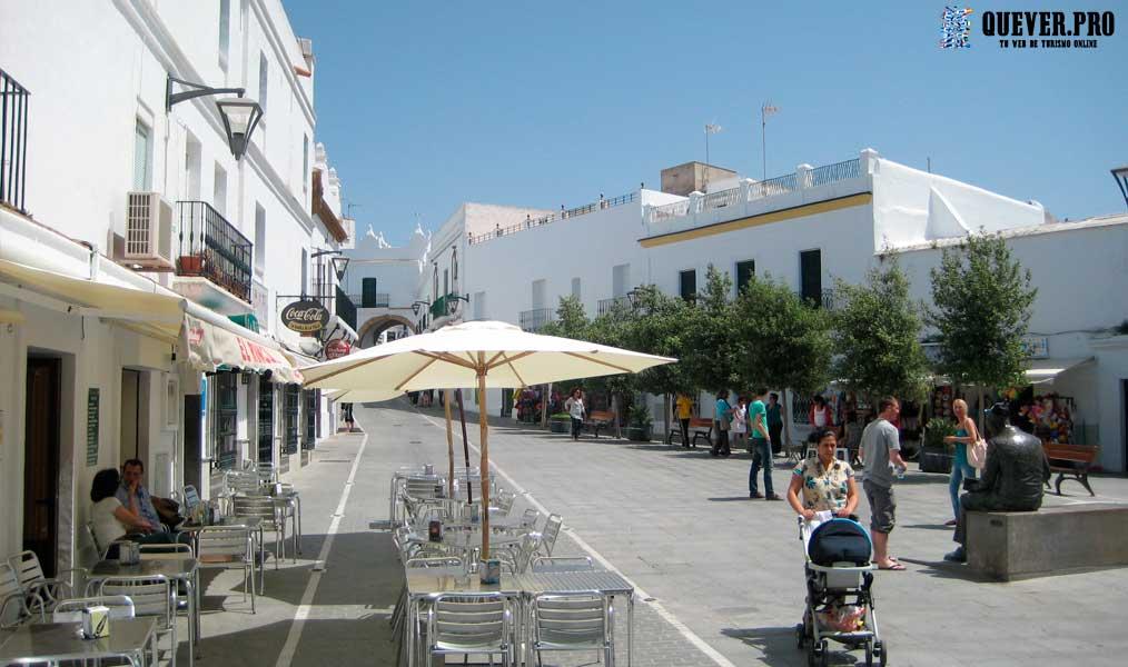 Plaza de España Conil de la Frontera