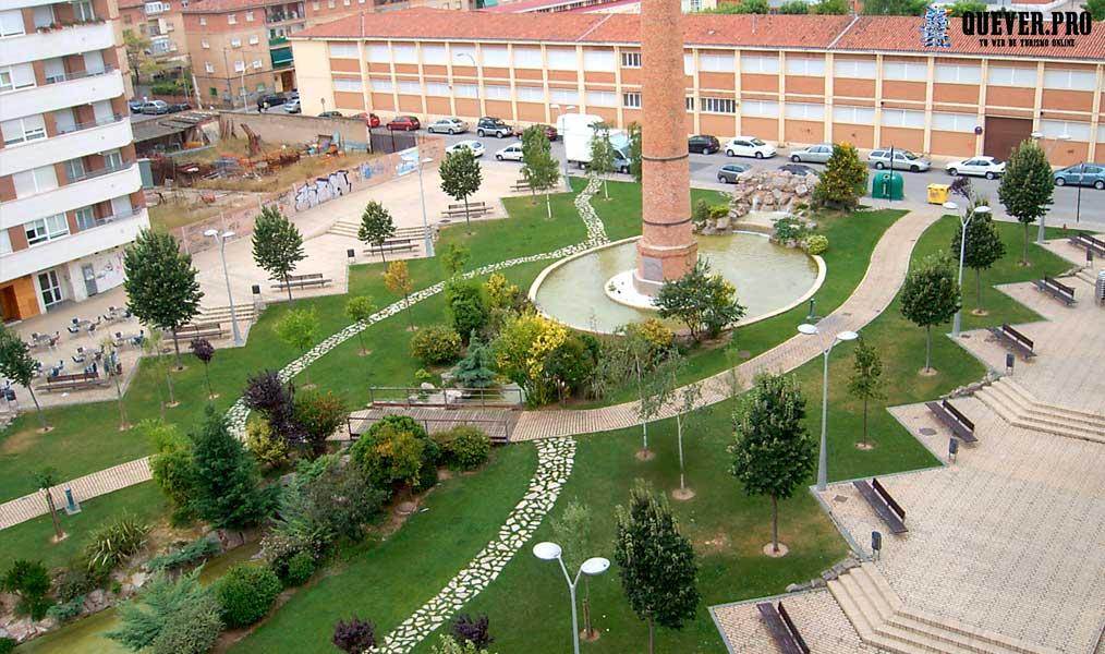 Plaza de Monte Compatri Calahorra