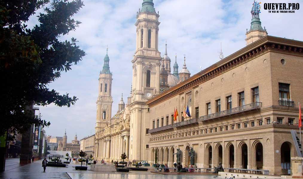 Plaza de Nuestra Señora del Pilar Zaragoza