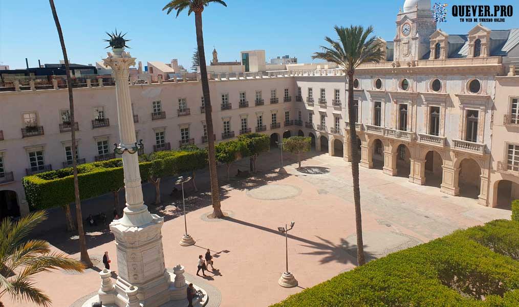 Plaza de la Constitución Almería