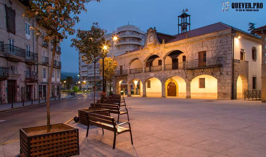Plaza de la Constitución Laredo