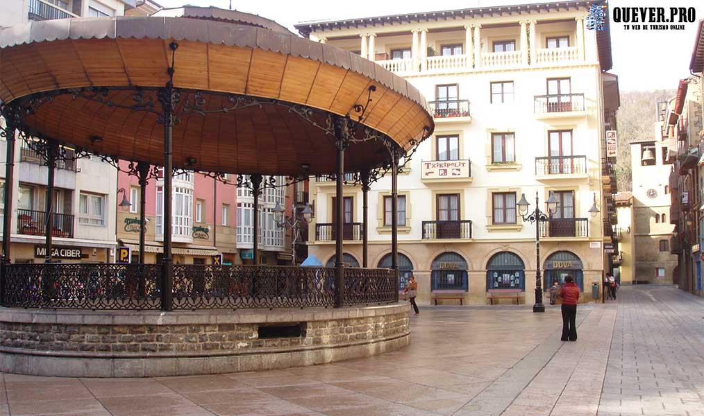 Plaza de la Música Zarautz