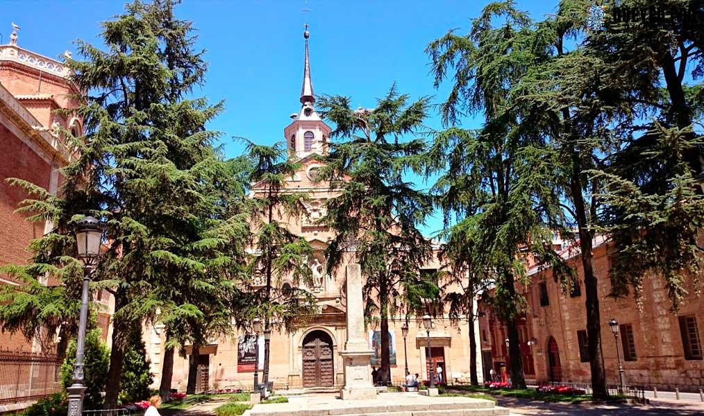 Plaza de las Bernardas Alcalá de Henares