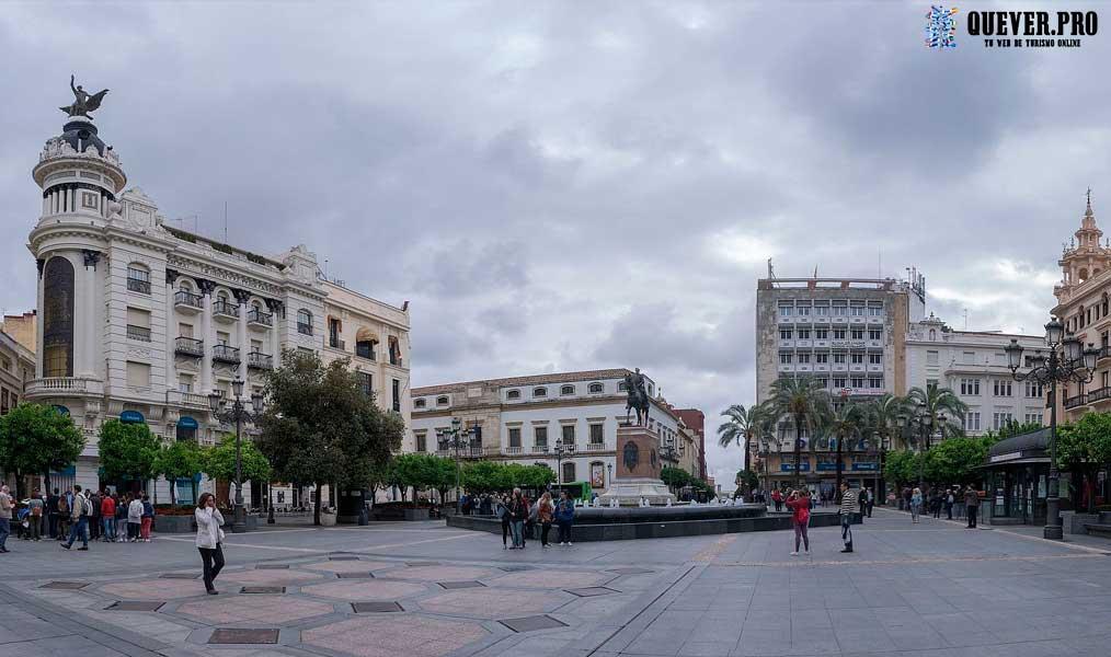 Plaza de las Tendillas Córdoba