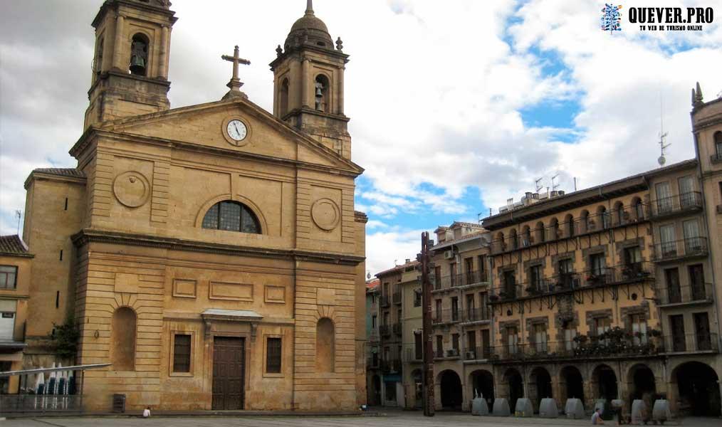 Plaza de los Fueros Estella
