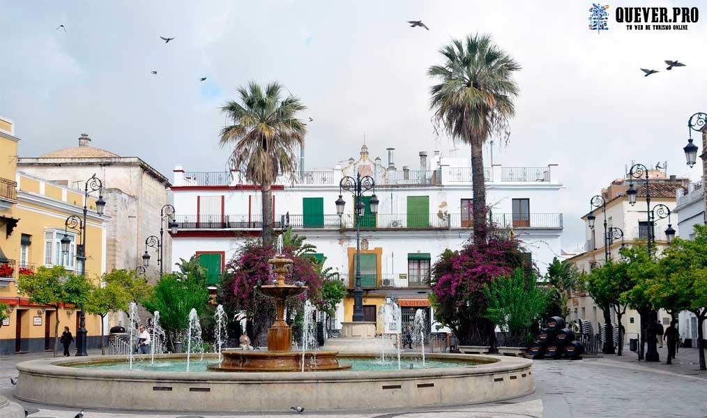 Plaza del Cabildo Sanlúcar de Barrameda