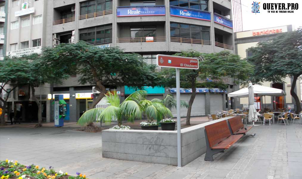 Plaza del Chicharro Santa Cruz de Tenerife