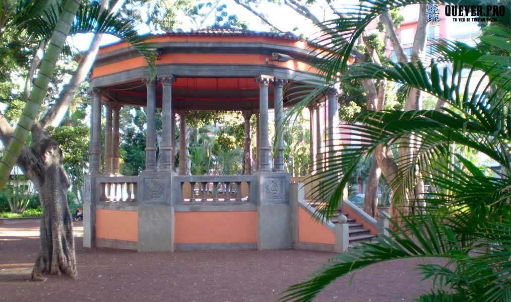 Plaza del Príncipe de Asturias Santa Cruz de Tenerife