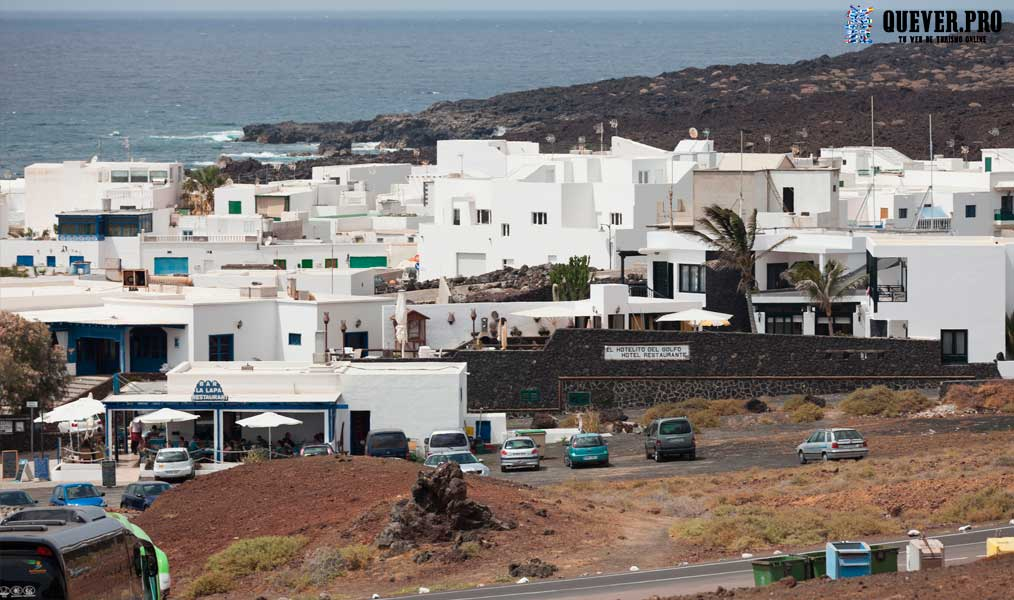Pueblo de El Golfo Lanzarote