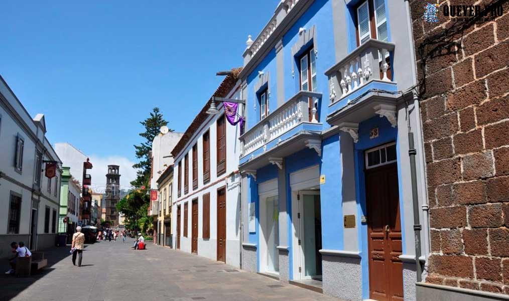 Pueblo de La Laguna Tenerife