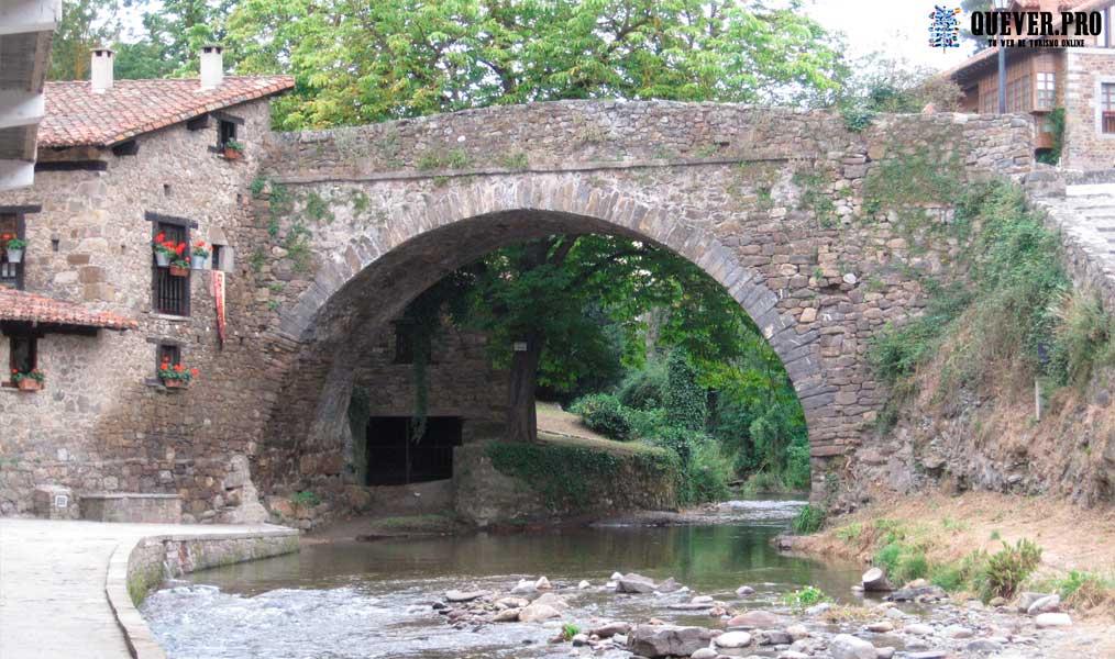 Puente de San Cayetano Potes