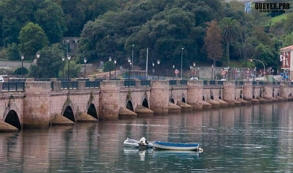 Puente de Tras San Vicente San Vicente de la Barquera