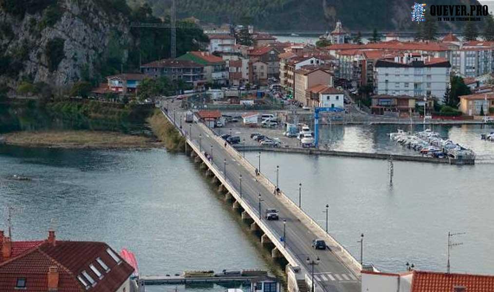 Puente del Sella Ribadesella