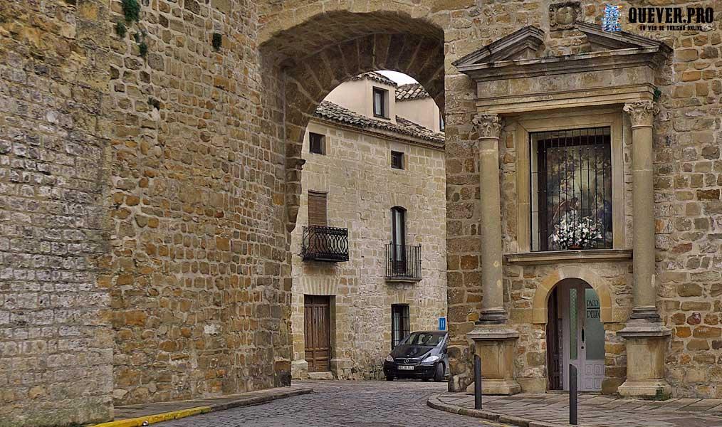 Puerta de Úbeda Baeza