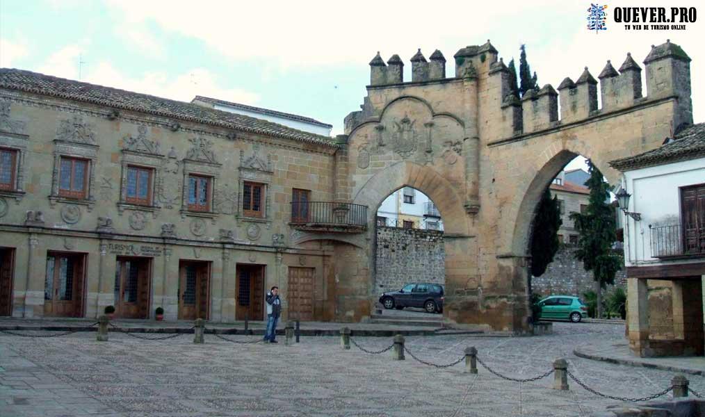 Puerta de Jaén Baeza