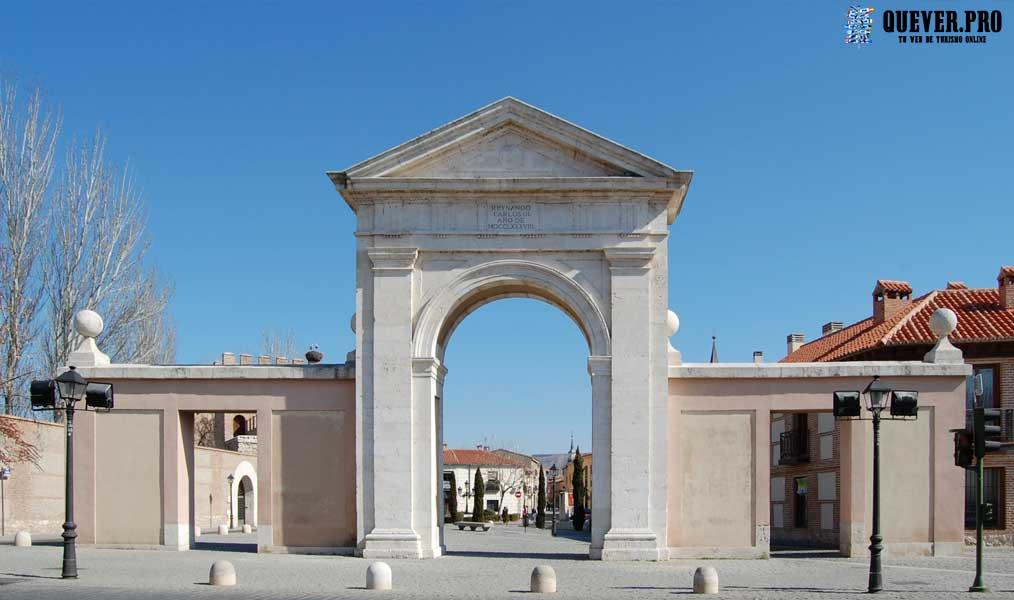 Puerta de Madrid Alcalá de Henares