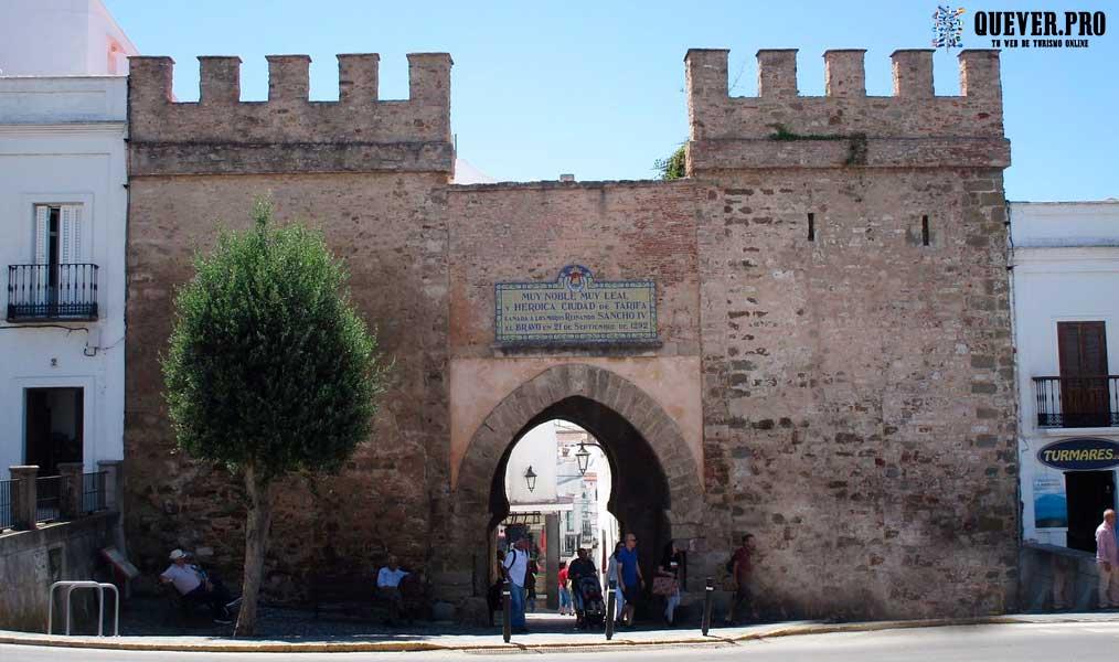 Puerta de Tarifa o Marroquí Tarifa
