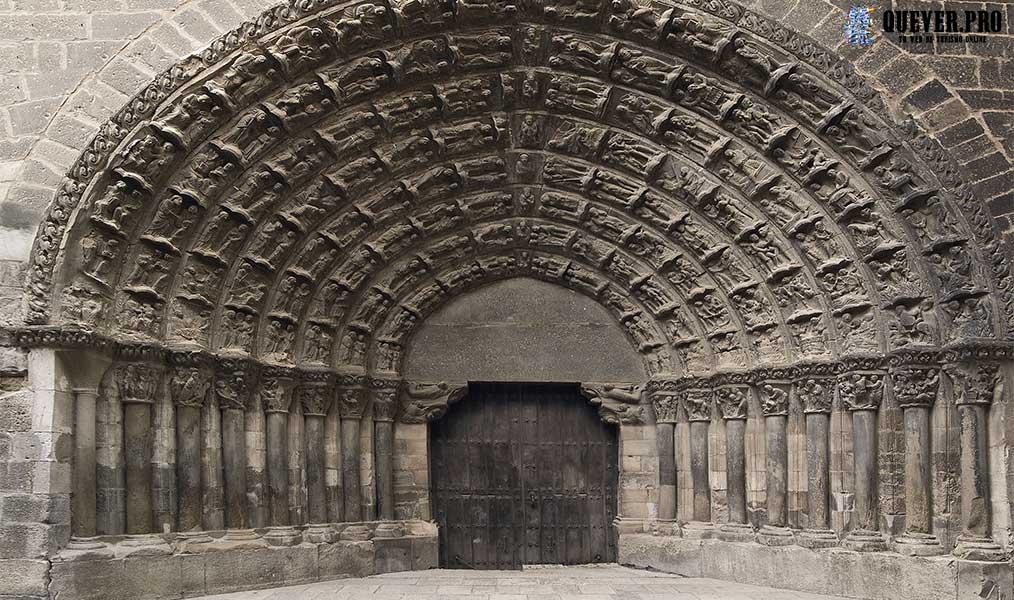 Puerta del Juicio Tudela