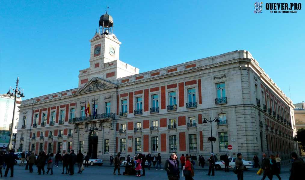 Puerta del Sol Comunidad de Madrid