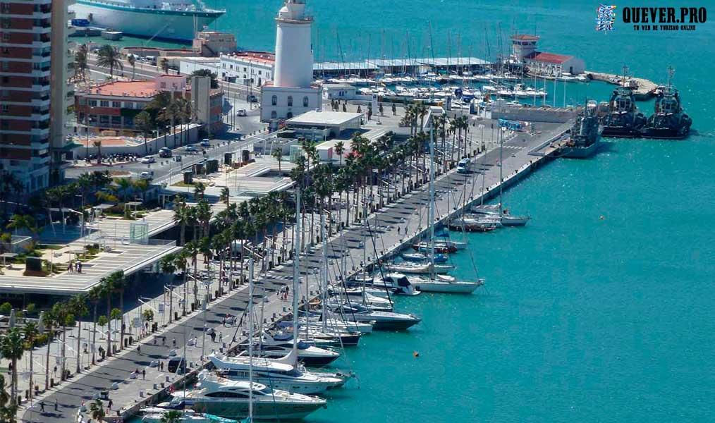 Puerto de Málaga Málaga