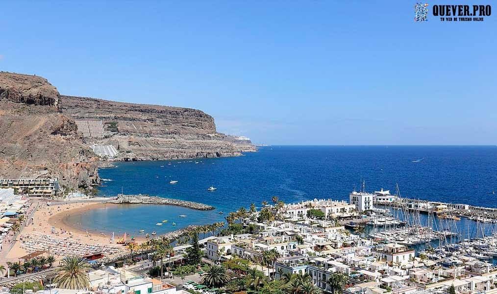 Puerto de Mogán Canarias