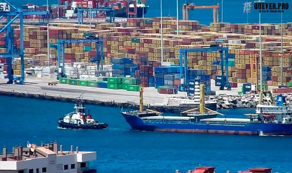 Puerto de la Luz Las palmas de Gran Canaria