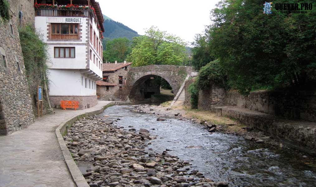 Río Quiviesa Potes
