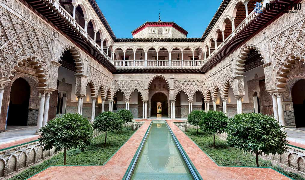 Real Alcázar de Sevilla Andalucía
