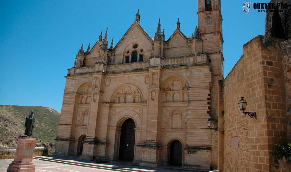 Real Colegiata de Santa María la Mayor Antequera