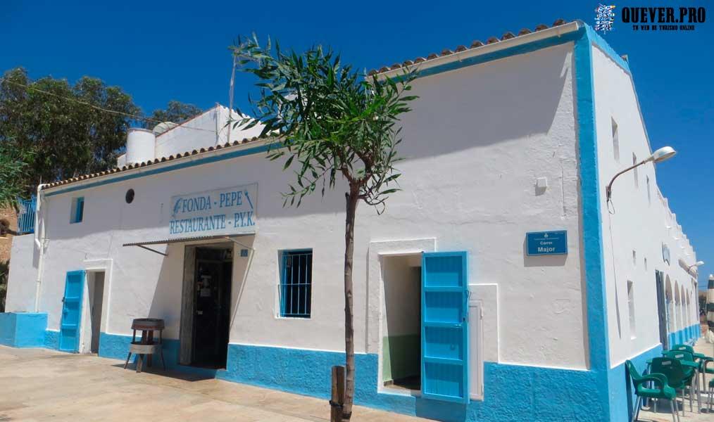 Restaurante Fonda Pepe Formentera