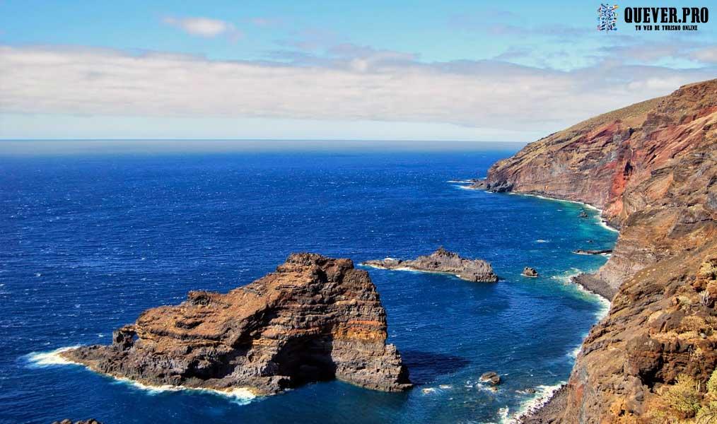 Roques de Garafía La Palma