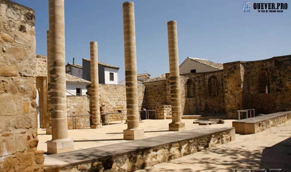 Ruinas de la Parroquia de San Juan Baeza