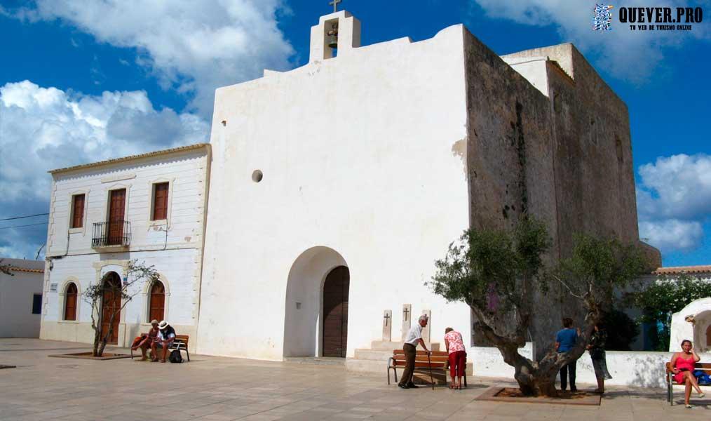 San Francesc Xavier Formentera
