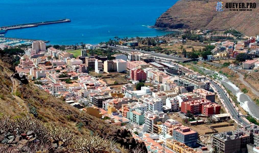 San Sebastián de la Gomera Canarias